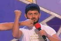 КВН Михаил Галустян — Сенсей