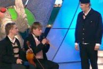 КВН Триод и Диод — Проводница и оркестр